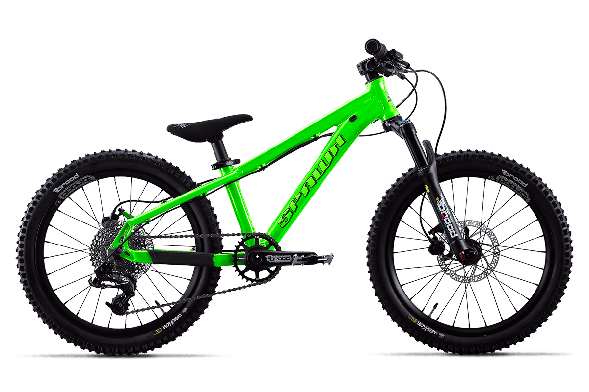 20 Front Suspension Bikes The Bike Dads